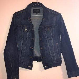 Banana Republic Dark Denim Jacket